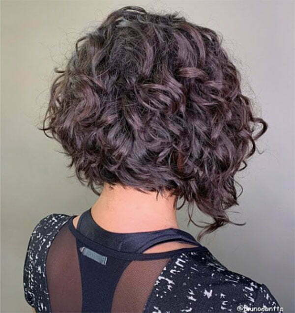 hair cuts for women with curly hair