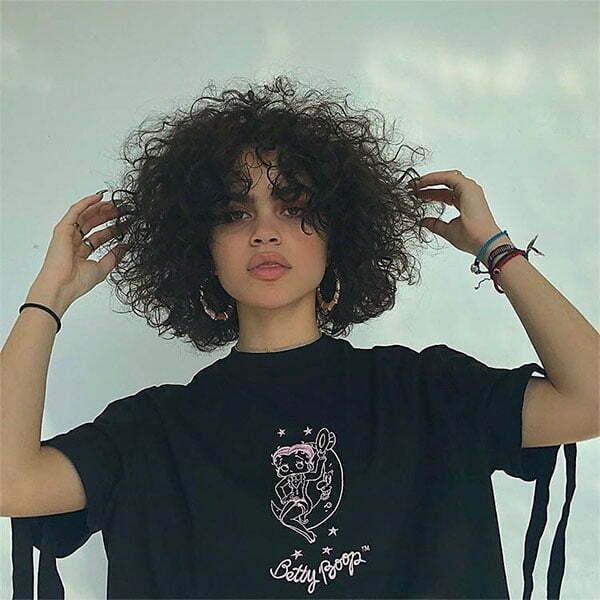 hair cuts with curly hair