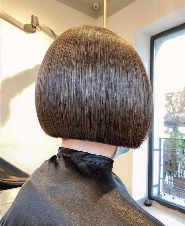hair straightened hairstyles