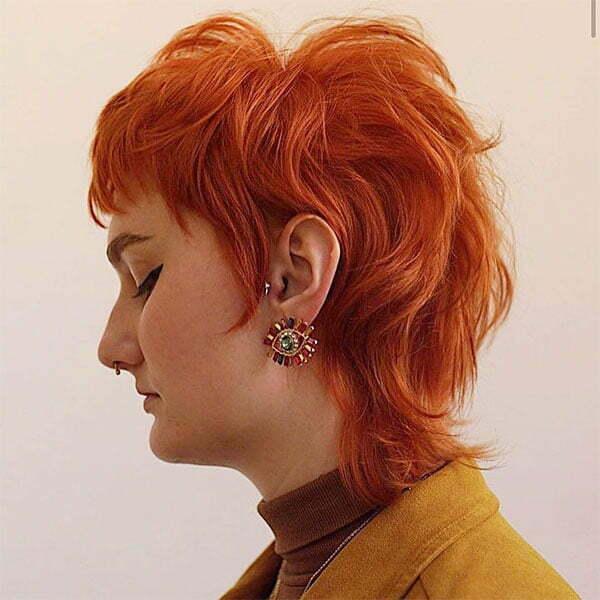 haircut red hair