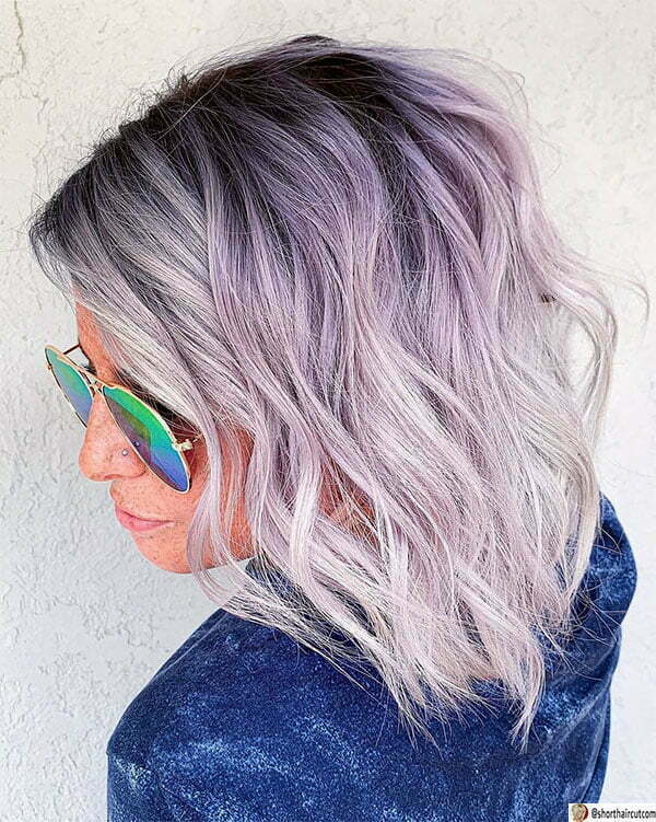 hot cute purple