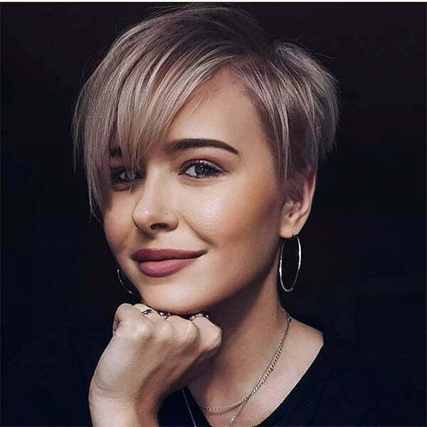 ladies short haircuts for 2021