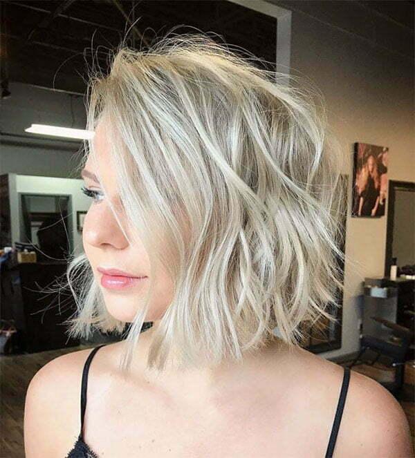 new wavy hairstyles