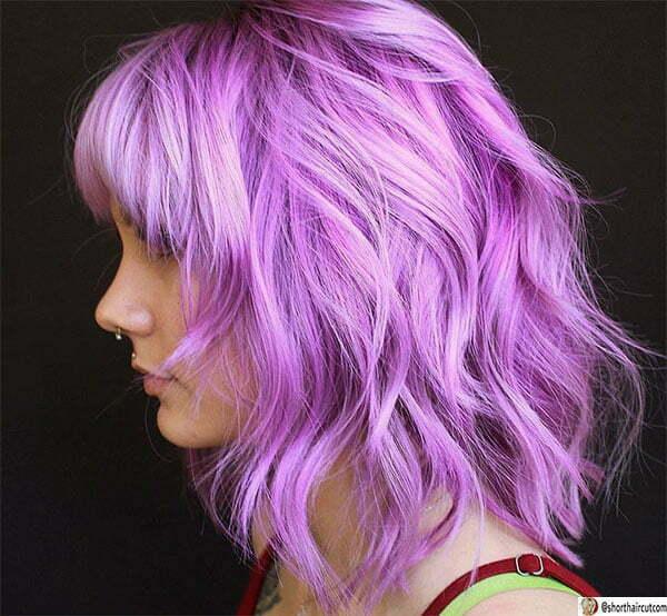 nice and easy purple