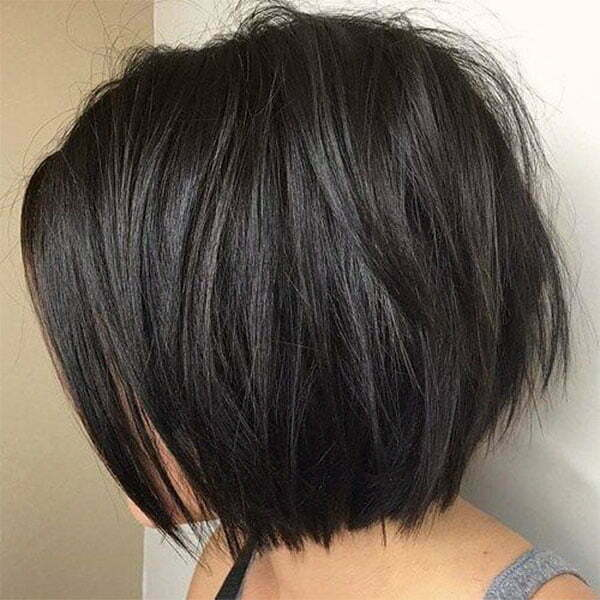 no maintenance haircuts for straight hair
