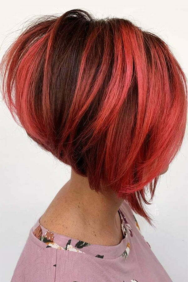 popular red hair colors