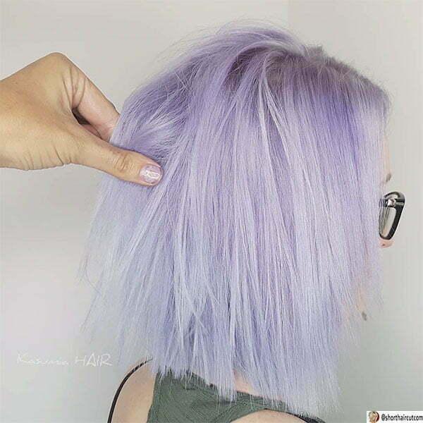 purple hair colors