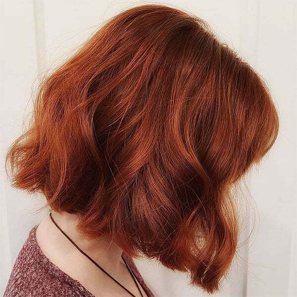 red hair colors for summer