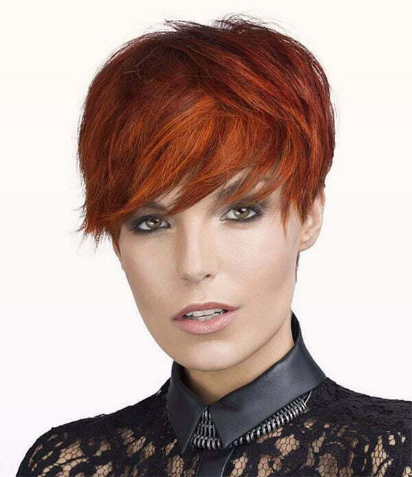 red hair hot