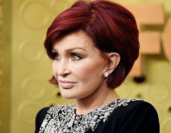 red short hair styles