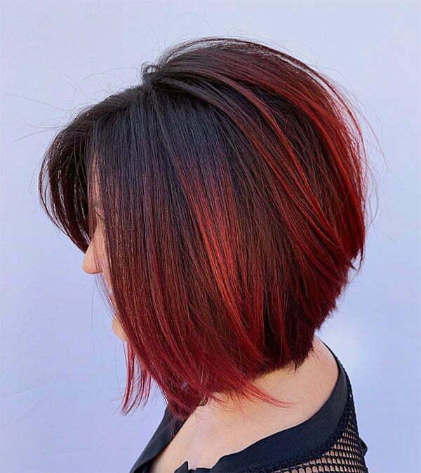 redhead color ideas