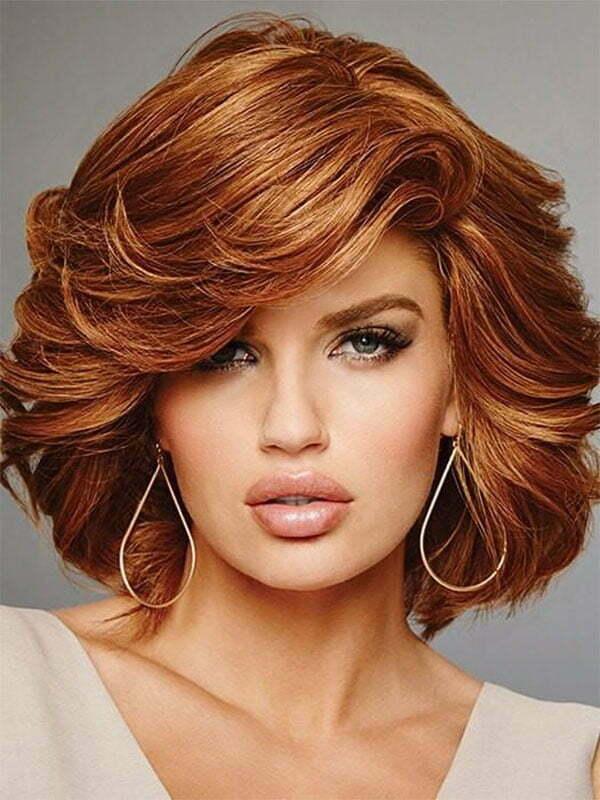 redhead short