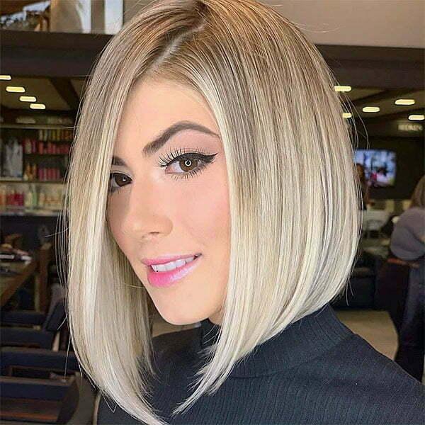 short blonde hair colour ideas