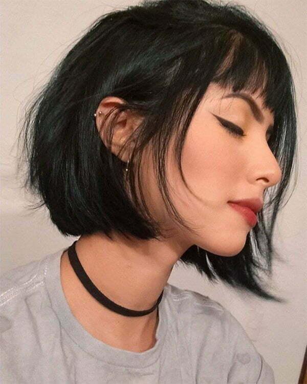 short hair cuts 2021