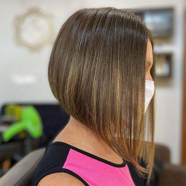 short haircuts women 2021