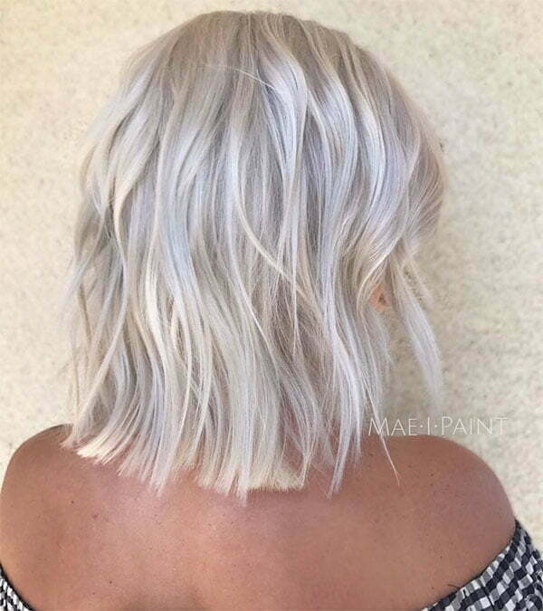short hairstyles for blonde hair