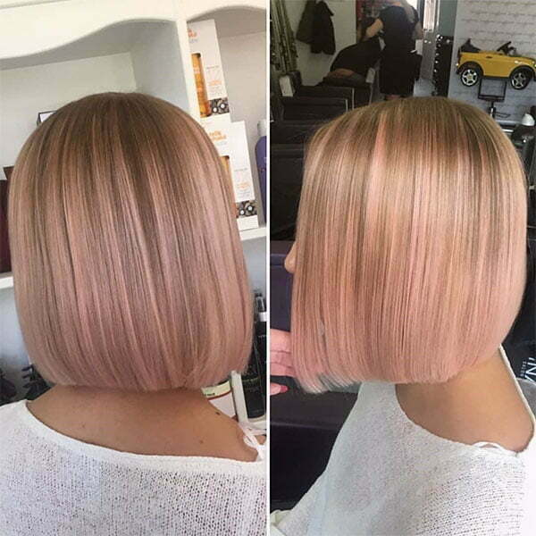 short pink hot