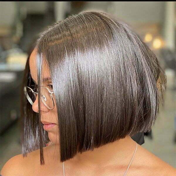 short straight haircuts 2020