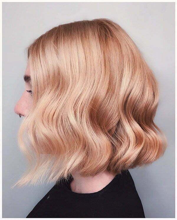 short wavy hair images