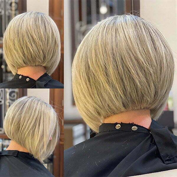 straight haircut styles