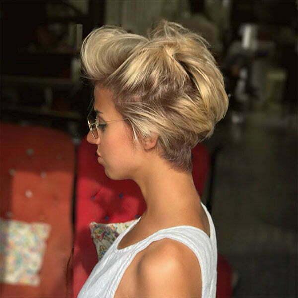 super blonde hair