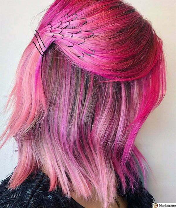 super purple hair color