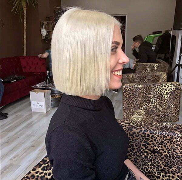 super short blonde hairstyles