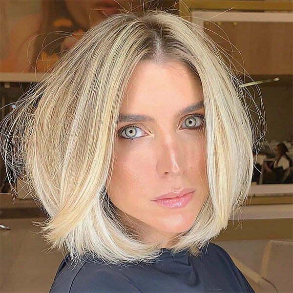 trendy blonde hairstyles