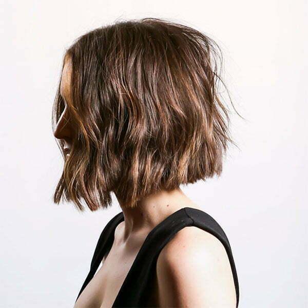 wavy hair cuts