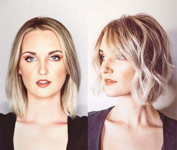 wavy hair hair cuts 2021
