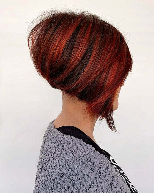 winter red hair