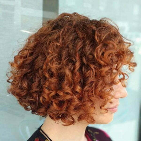 women's red hair color